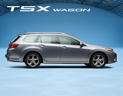 TSX Wagon